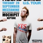 Rusko Mochipet and Neptune at Mezzanine Tuesday!