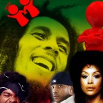Styles P, Method Man, and Bob Marley are all chillin at Mochipet's house on 420 with Freda Payne!