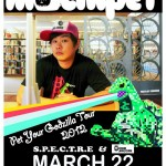 1320Records & Grassroots Present: Mochipet at Bluebird in Colorado!