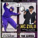Mochipet and MCZULU doing 2 Special shows in Canada After Taiwan