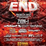 Mochipet Join's Zion I and more at the End of the World Party at DNA Lounge in SF
