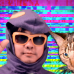 "Mochipet and Keyfax make a fun video for Yamaha called ""Gabber Cat"""