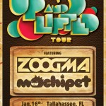 Mochipet Going on Tour with Zoogma in The Southeast!