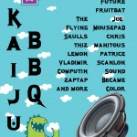 Daly City Kaiju BBQ This Sunday 9/29 in Daly City / San Francisco!