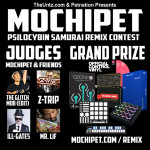 Mochipet Launches Remix Competition for 'Psilocybin Samurai'